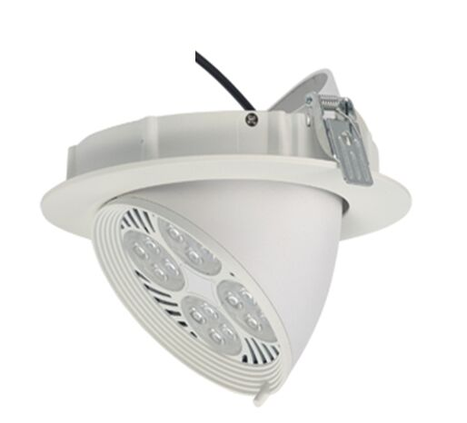 Led downlight 20W Gimble met verstelbare kop
