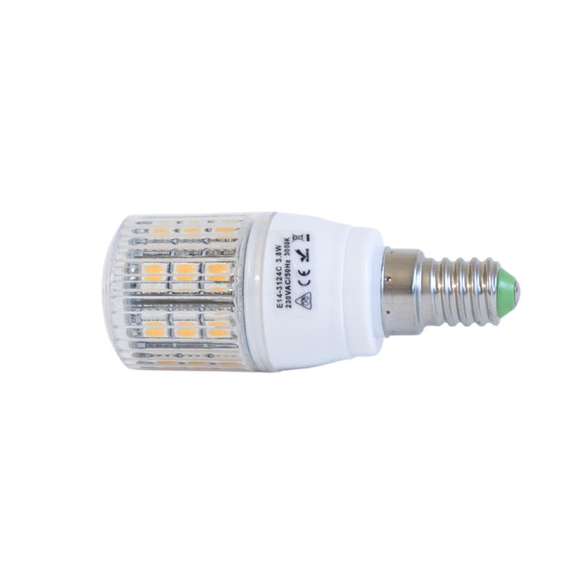 led e14 lamp 4w vervangt 30 40w 10 30v e14 lampen nodig. Black Bedroom Furniture Sets. Home Design Ideas