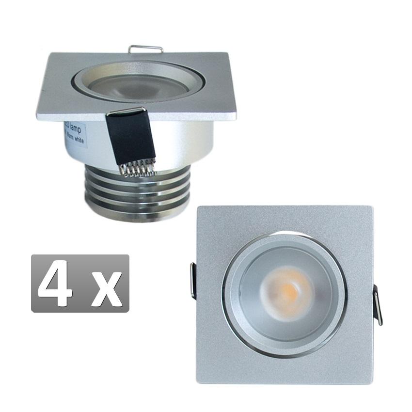 Keuken Inbouw Lampen : Keuken Inbouwspots Led : LED lampen kopen? GU10, E27, E14, G4, Inbouw