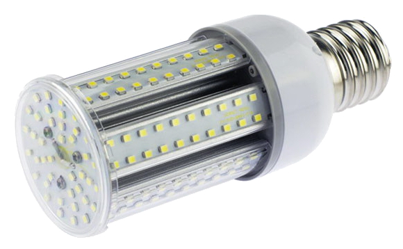Led E40 of E27 straatlamp 15W 360 graden
