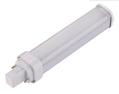led pl c lamp g24 11w 135 graden matglas