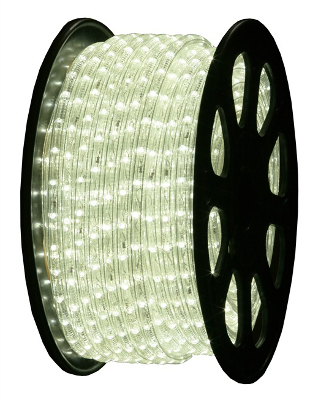 LED Lichtslang 230V Koel wit 2,5W m IP44 Ø13mm