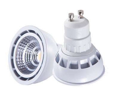 LED GU10 Spot - 5W - 2700K - Dimbaar