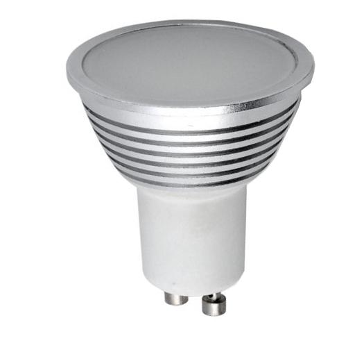 LED GU10 Spot 4W - 3000K - Dimbaar