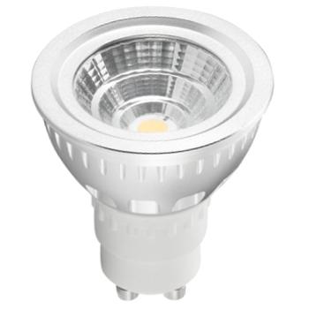 LED GU10 Spot 4W - COB - 2500K - Dimbaar