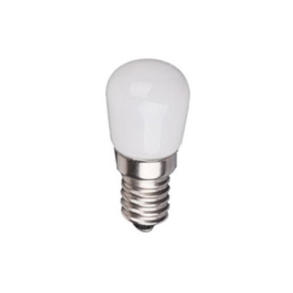 LED E14 Filament Koelkastlampje T22 - 1,5 Watt - 6500K - 120 Lumen