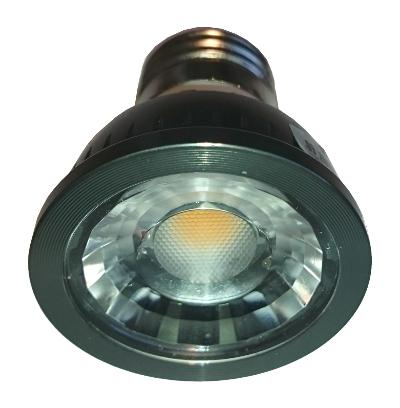 LED E27 Spot COB - 4W - 2500K - Dimbaar