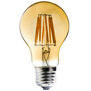 LED E27 Filament Retro/Goud 7W - 2400K - 700 Lm