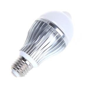 LED E27 lamp met bewegingssensor 7W - 2700K - 770 Lm