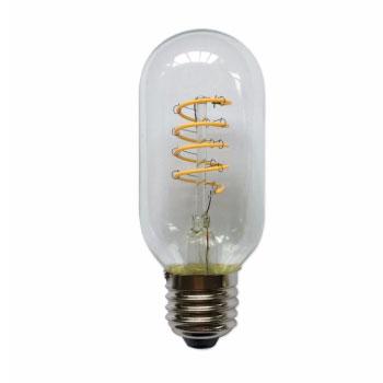 LED E27-T45 Filament 4W - 2700K - Curved