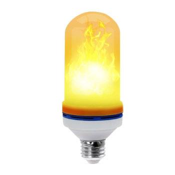 LED E27 4 Watt met vlameffect - 1500-1800K -