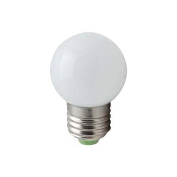 LED E27 G45 1 Watt Waterproof Wit 6700K