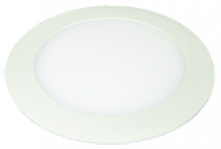 LED Paneel Rond 15W Ø180 x 15 mm IP44