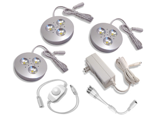 Led spots set. awesome adjustable highvoltage spot puri spot set