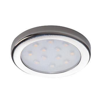 LED Onderbouwverlichting 12V - Set van 2 - Opbouw - 1,5W