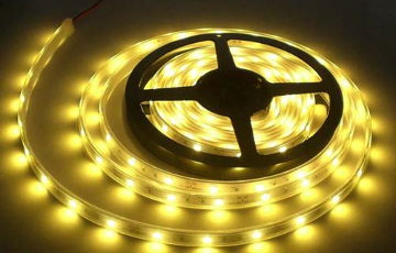 LED Strip 12 Volt 2500K 5 meter Dimbaar IP65