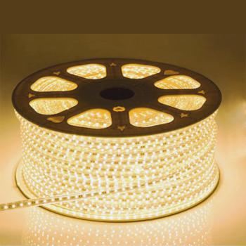 Image of LED Strip 230 Volt - Wit - 4000K - IP66 - 60xSMD5050/m