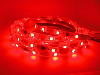 LED Strip DC24 Volt Rood 5 meter 14,4W m SMD5050