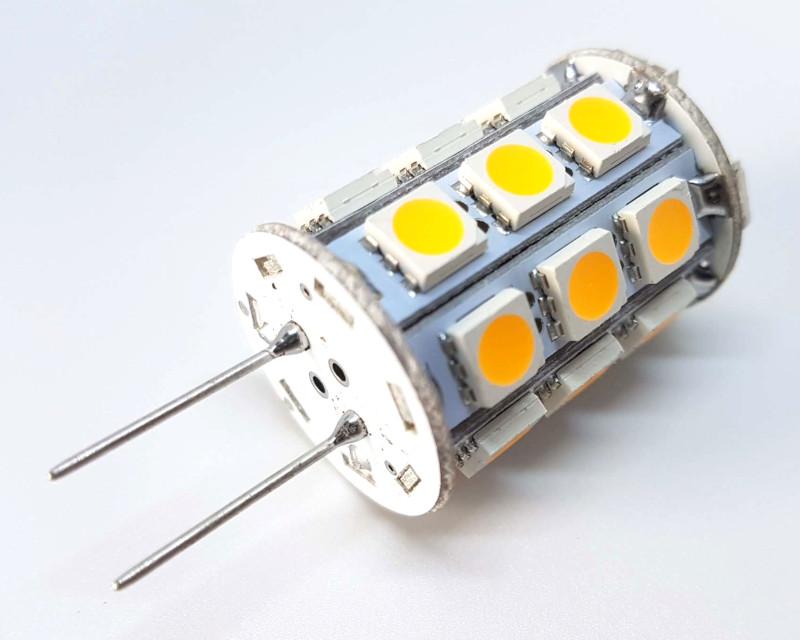GY6.35 Ledlamp 4,5W 3000K 590Lm Dimbaar