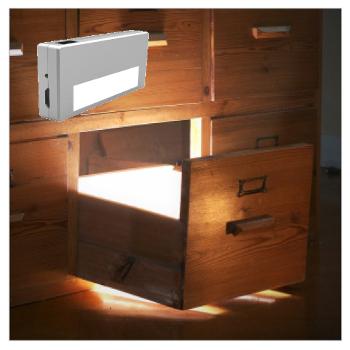 LED Ladeverlichting met sensor
