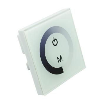 LED Dimmer voor 12 - 24 volt ledlampen Touch Panel