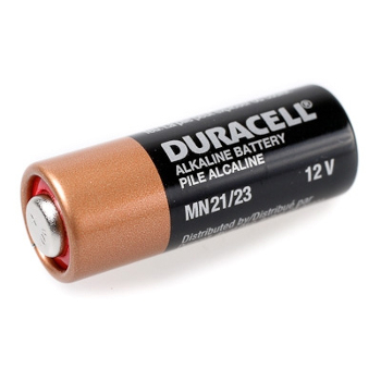 Batterijen Duracell voor Led