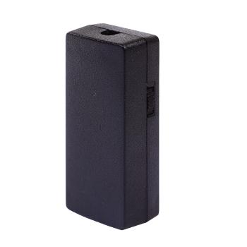 LED Snoerdimmer 220-240V - 1-40W/VA Zwart (Fase-afsnijding)