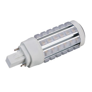 Led PL-C lamp G24 - 7W - 360 graden