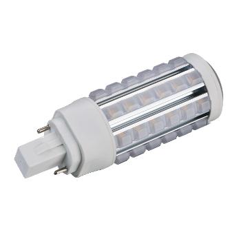 Led PL-C lamp G24 - 5W - 360 graden
