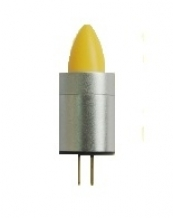 Led G4 bullet, 2W vervangt 20W