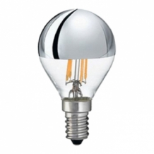 LED E14 Filament Spiegellamp 4W Dimbaar