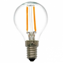 LED E14 Filament 2 Watt Dimbaar