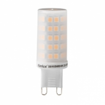LED G9 4 Watt 3000K (35 Watt vervanger)
