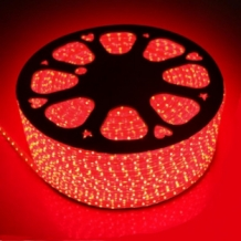 LED Strip 230 Volt Rood