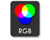 rgb led spots